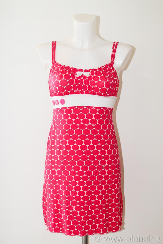 Day 105 - pink dress 1