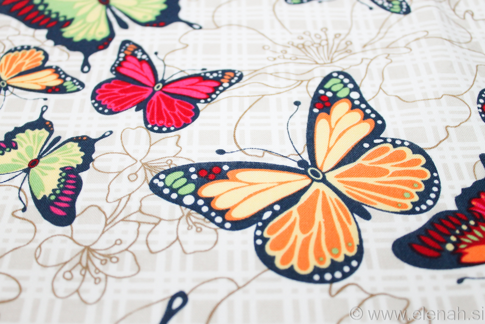 Day 318 butterfly fabric 2