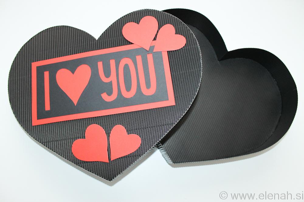 Day 345 heart valentine box 2