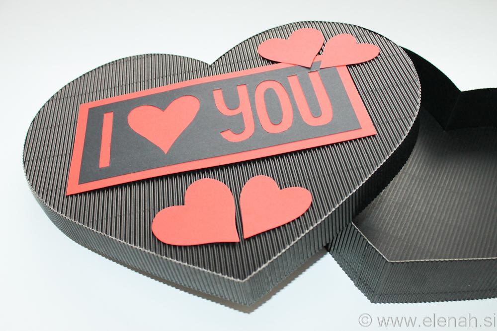 Day 345 heart valentine box 3