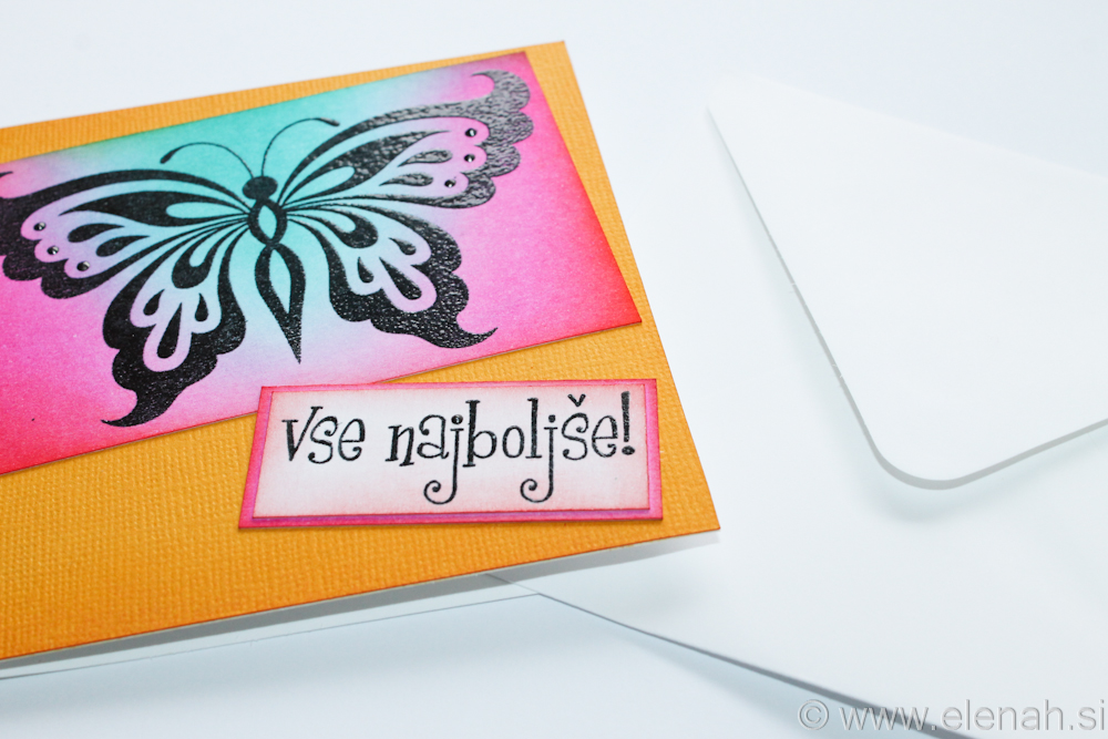 Day 349 butterfly greeting card 2