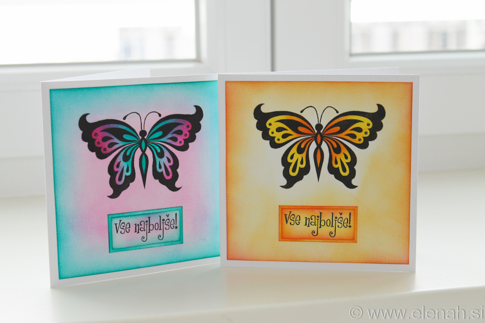 Day 354 butterfly greeting card 3