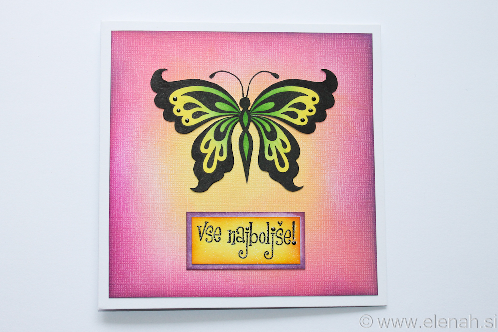 Day 359 butterfly greeting card 1