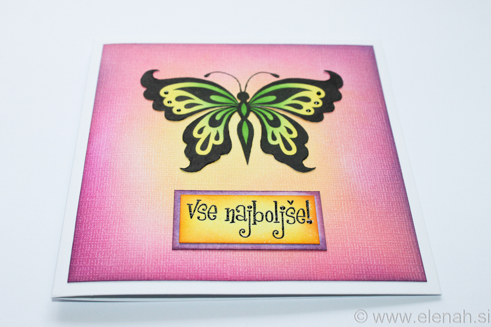 Day 359 butterfly greeting card 2
