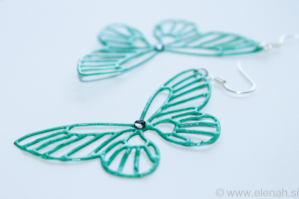 Day 363 butterfly earrings  3