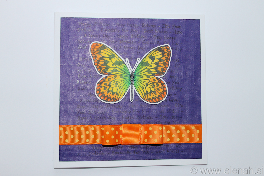 Day 325 butterfly greeting card 1
