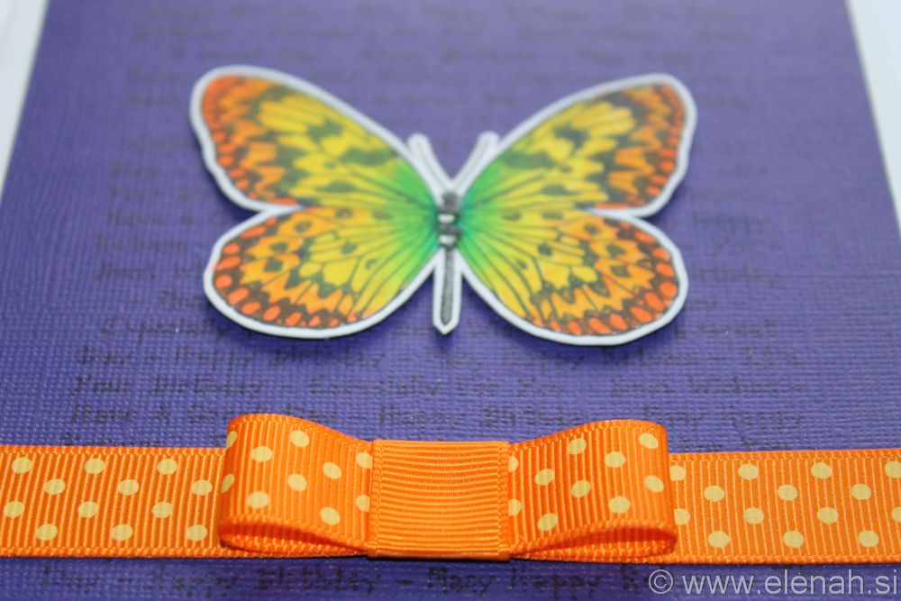 Day 325 butterfly greeting card 2