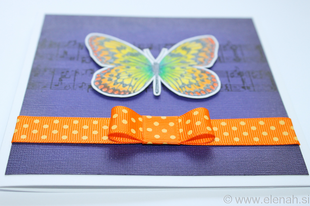 Day 352 butterfly greeting card 2
