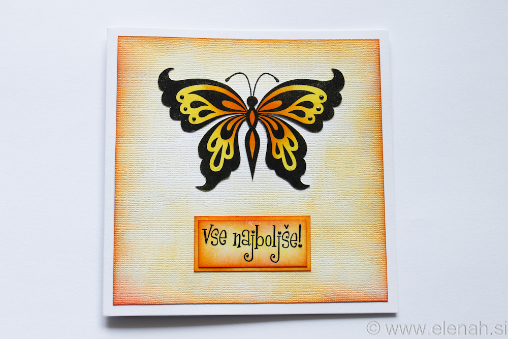 Day 353 butterfly greeting card 1