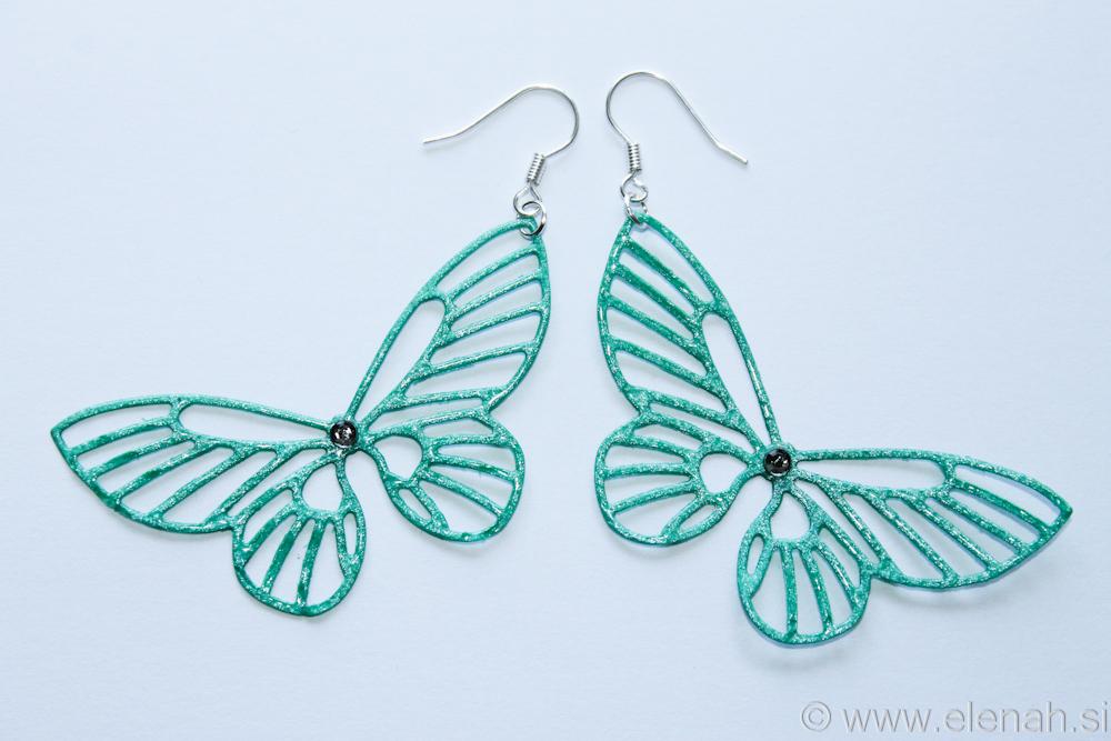 Day 363 butterfly earrings  1