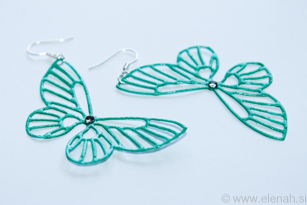 Day 363 butterfly earrings  2