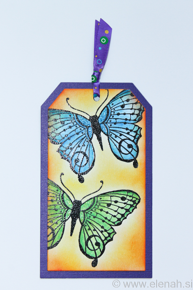 Day 38 butterfly book tags 2