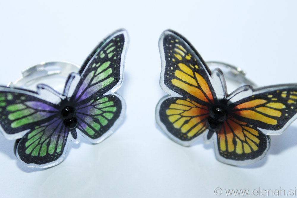 Day 88 butterfly ring 1