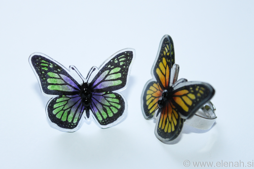 Day 88 butterfly ring 3