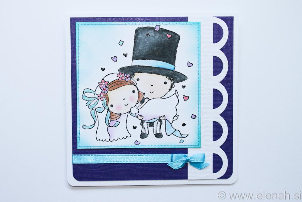 Wedding card 1a