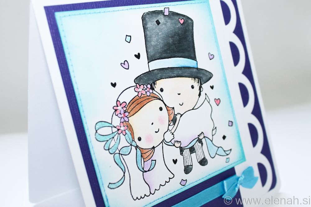 Wedding card 3